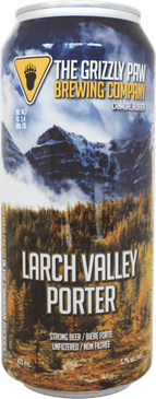Larch Valley Porter - Canned