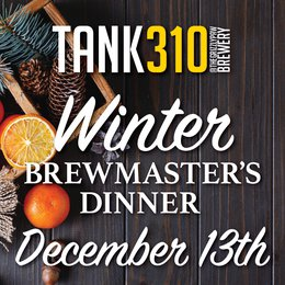 Winter Brewmaster Dinner