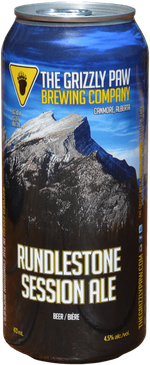 Grizzly Paw Rundlestone Session Ale